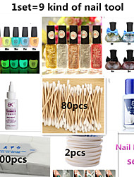 Nail Polish Set (9kind/set)