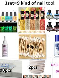 nail polish set (9kind / set)