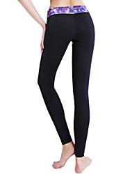 yoga calças / wicking / compressão / leve materiais / yoga / pilates / fitness feminina