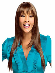 Women's Daily Lovely  Bang Of Straight Syntheic Hair Wig