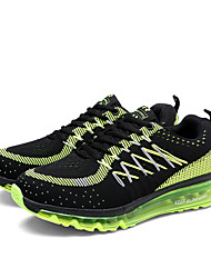 2016 Air Max Running Shoes Sneakers Unisex   Comfort Tulle Outdoor / Athletic / Dress / Casual Low Heel Lace-up Outdoor