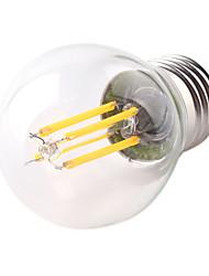 G45 3w e27 300-350lm lampe à incandescence led à lumière incolore / incandescente couleur blanche et chaude (ac220v)