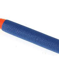 100 pezzi 7.2cm Ho brevi freccette ricarica della pallottola per nerf N-Colpiscono blasters serie elite ragazzo pistola giocattolo oh