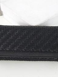 VUITTON® Women PU Tri-fold Clutch / Wallet / Checkbook Wallet - Pink / Blue / Gold / Silver / Black
