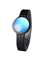 l'attività sportiva inseguitore intelligente orologio disadattato lucentezza abbottonato contapassi movimento impermeabile per iPhone / Android