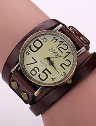 Women's Watches Retro Leather Watch