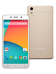 "CUBOT X9 5.0 "" Android 4.4 3G Smartphone (Dual SIM Octa Core 8 MP 2GB + 16 GB Gold HK Warehouse)"