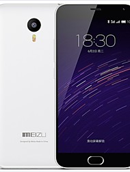 "MEIZU  Note2  White 5.5"" Android 5.0 LTE Smartphone(Dual SIM,WiFi,GPS,Quad Core,RAM2GB ROM16GB,13MP+5MP,3100mAh Battery)"