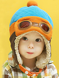 Children's Winter Earflap Pilot Flight Cap(2-5Years Old)