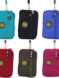 Informeel / Buiten - Draagtas / Clutch / Portefeuille / Kaart/pasjeshouder / Muntenportemonnee / Polstasje / Mobile Phone Bag -