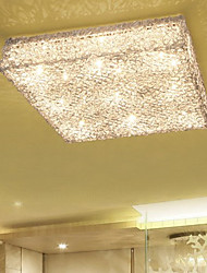 Flush Mount Lights LED subsection control light source Crystal Metal Fashion Modern Classic