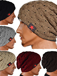 LOKA Unisex Ski Hat Casual Beanie Wear on Both Sides