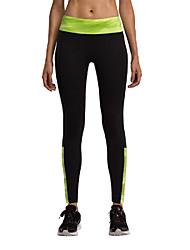 Vansydical® Women's Running Tights Running Breathable Black Vansydical Sports Wear