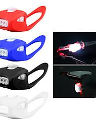 Luzes de Bicicleta , Luzes Frontais / Luzes de Bicicleta - 3 Modo 800 Lumens Resistente ao Impacto / Fácil de transportar AAA x AAA
