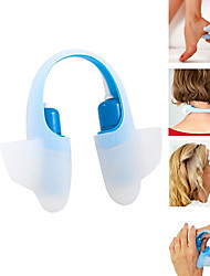uTouch Vibration Mini Massager , Portable Pain Relief Tool, Silicon Case