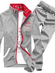Informell Ständer - Langarm - MEN - Anzüge ( Baumwoll Mischung )