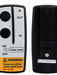 12v de 12 volts kit de controle remoto sem fio para o caminhão jipe ATV guincho