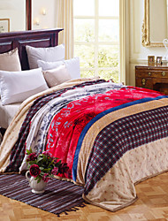 Yuxin®Ferrets Thick Down Blankets, Upgraded Version of Flannel Blanket  Thick Sheets