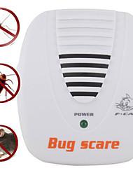 ultrasons antiparasitaire moustique rat souris Machine bug répulsif alerte électronique