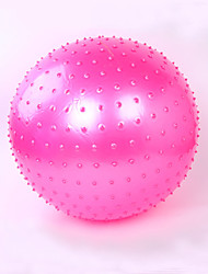 Also Kang Unisex Fitness Ball PVC 0.55 M Red / Pink / Blue / Purple/Silvery