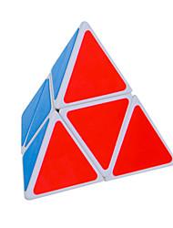 Shengshou® Cube velocidade lisa 2*2*2 Velocidade Cubos Mágicos Branco ABS