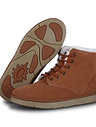 Women's Shoes Suede Snow Boots / Roller Skate Shoes / Riding Boots / Fashion Boots / Motorcycle Boots / Bootie / Comfort