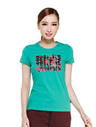 Women's Running Tops/T-shirt Camping&Hiking/Fitness/Leisure Sports/Badminton/RunningBreathable/Anatomic Design