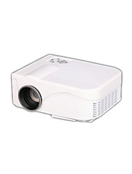 Ezapor X9 Mini LED LCD Projector HD 800*480 1000 lumen  PC AV TV VGA USB HDMI Home Cinema Theater