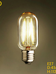 E27 2W T45LED Energy Saving And Environmental Protection And Energy Saving Edison Lamp Light Source
