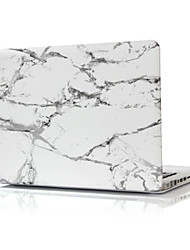 "Case for Macbook Pro 13.3""/15.4"" Marble ABS Material New 3 in 1 Marble Texture Case Cover + Keyboard Cover + Dust Plug"