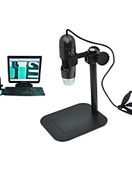 500 x 500 x Portable Microscope with Usb Microscope Mast with the Function of Measurement Pictures