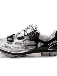 Zapatillas de deporte ( Plateado ) - de Ciclismo - para Unisex