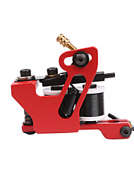 Handmade Tattoo Machine Red Color Liner Machine