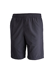 k-bird®men está correndo bottoms / shorts largos esportivos de fitness / lazer / futebol / praia / respirável / limites de bactérias