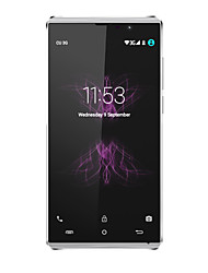 "CUBOT P11 5.0 "" Android 5.1 Smartphone 3G (Dual SIM Quad Core 8 MP 1GB + 8 GB Oro / Blanco)"