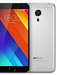 "MEIZU Straight 5.5 "" Android 5.0 Smartphone 4G (Chip Duplo Octa Core 20.7MP 3GB + 16 GB Cinzento)"