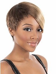 syntheic qualité supérieure perruque femmes africaines belle dame de style