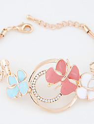 European Style Concise Fashion Graceful Butterfly Bracelet