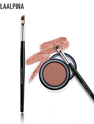 Stellaalpina Brow Brush Badger MAC Makeup Style Professional Wood Eye