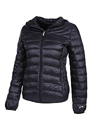 Women's Tops/Down Jackets Camping&Hiking/Snowsports/Downhill Insulated/Lightweight Materials/Thermal/Spring/Autumn/