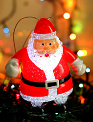 Christmas Gift Led Decorations Father Christmas Lights Lamp