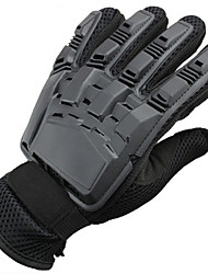 WEST BIKING® Mountain Bike Riding Plastic Shell Microfiber Sports Gloves
