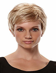 High Quality  European Lady Women  Elegant  Syntheic  Wave Wigs