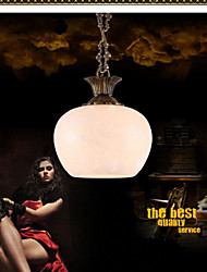 The Spanish Marble Copper Single Chandelier lighting A