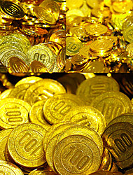 Gold Coin for Board Role-playing Games 100Pic