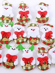 мило Мультфильм Санта-Клаус виджеты (случайный цвет)
