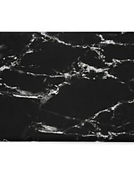 "nova mármore preto capa dura emborrachado super cool caso para MacBook Pro 13 ""/ 15"""