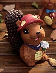 rt-la tirelire de la modélisation de l'écureuil