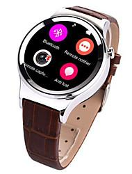 apoio smartwatch t3 cartão sd sim do bluetooth wap gprs sms mp3 / 4