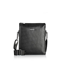 CKI Men Shouder Bag Genuine Leather Business Bag Vintage Top Layer Cowhide Messenger Bags Grey